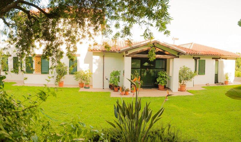 Villa Aurora, holiday rental in Monti