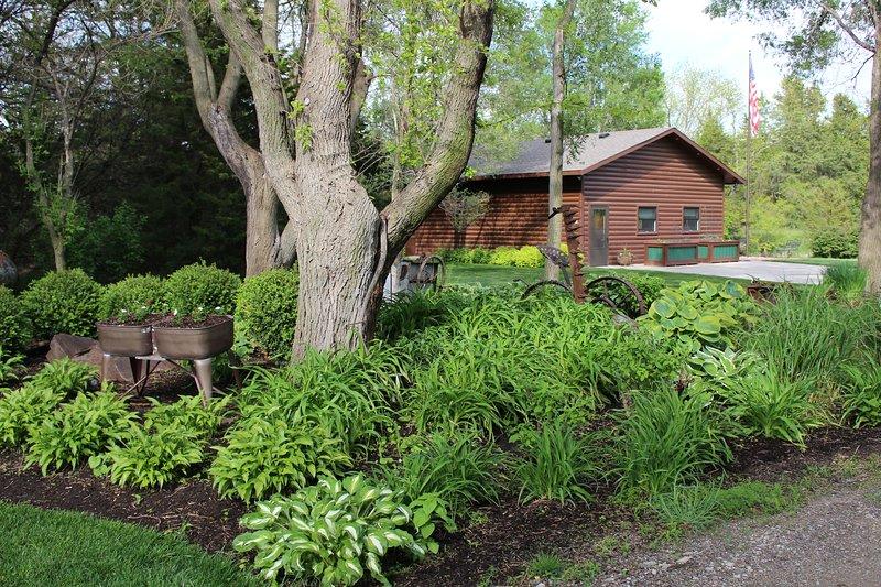 Peaceful Cabin on Water plus Platte River Access, holiday rental in Nebraska