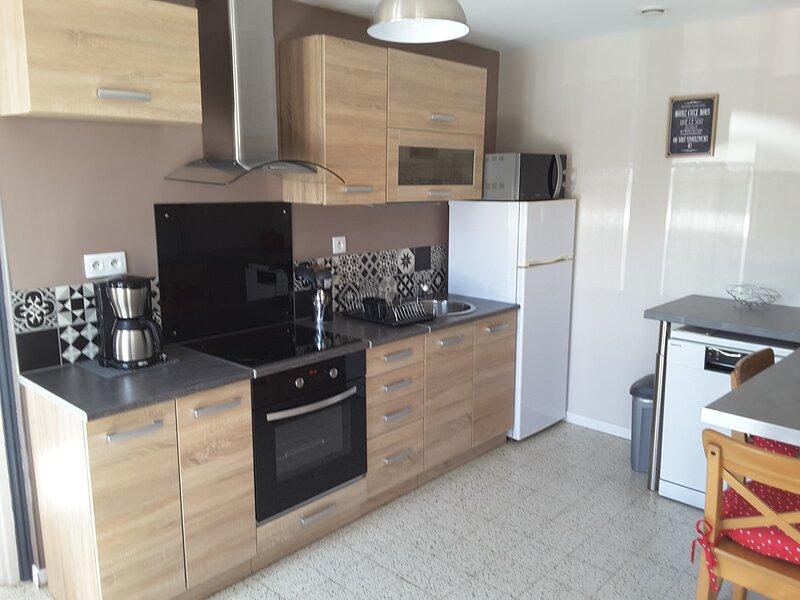 maison valericaine, holiday rental in Estreboeuf