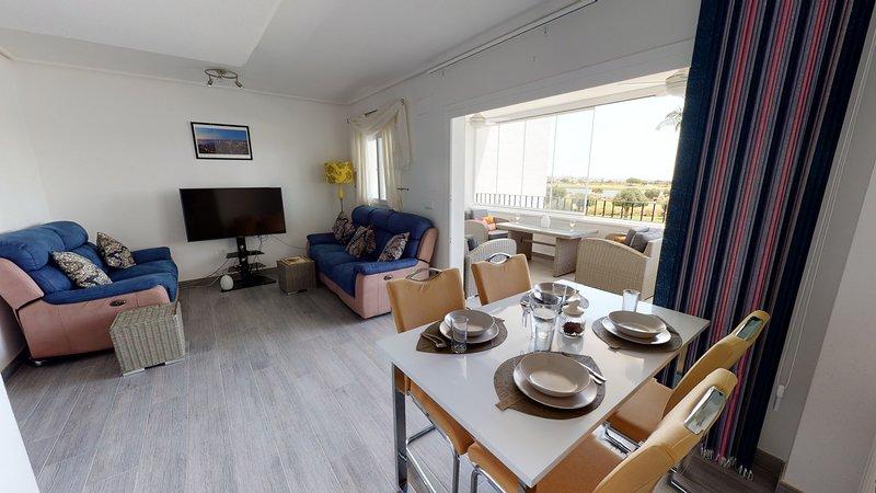Atlantico ToKo - A Murcia Holiday Rentals Property, holiday rental in La Tercia