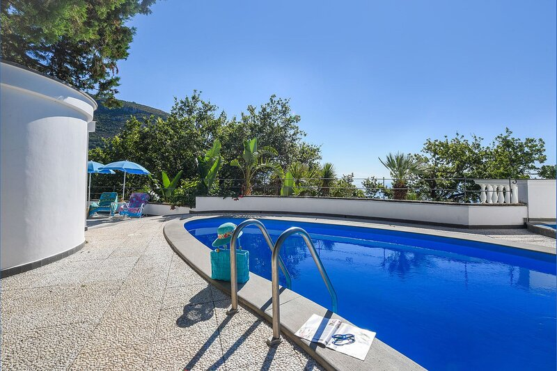 Villa Lamaro, holiday rental in Piano di Sorrento