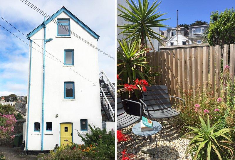 Number 3 Wesley Flats, location de vacances à St. Ives