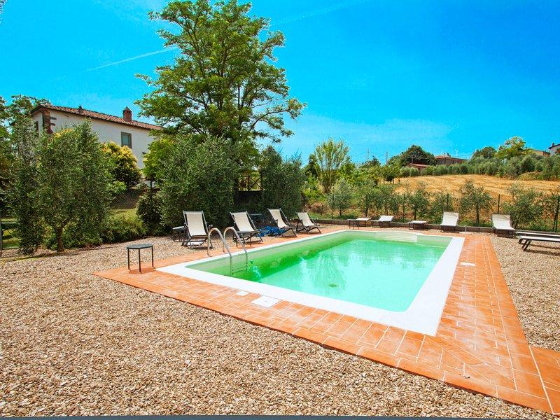 Villa Osteria, vacation rental in Castroncello