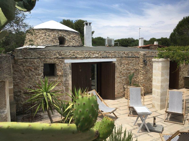 Ein unvergesslicher Urlaub in besonderem Ambiente!, location de vacances à Campomarino