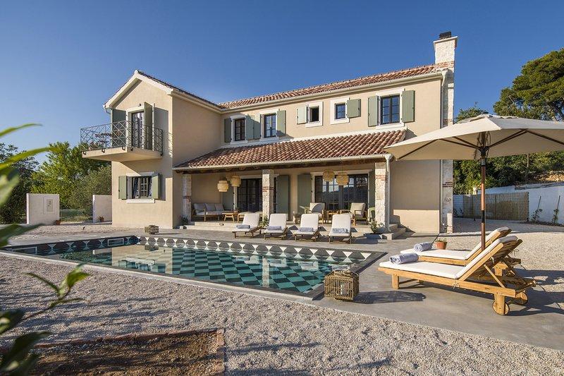 Beautiful Villa Parona, holiday rental in Zablace
