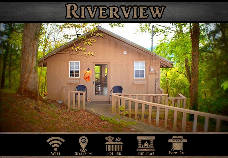 Riverview, vacation rental in Townsend