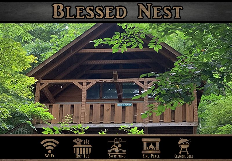 Blessed Nest, vacation rental in Townsend
