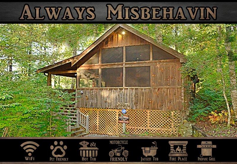 Always Misbehavin, vakantiewoning in Sevierville