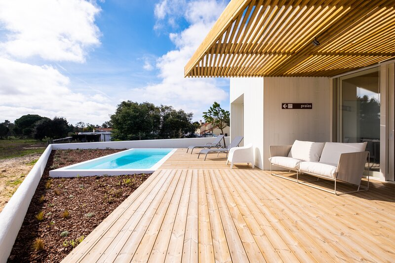 7 Boxes House - NEW, vacation rental in Comporta