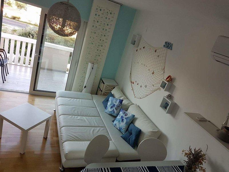 Krmcina Apartment Sleeps 4 with Air Con - 5862322, holiday rental in Sveti Petar na Moru