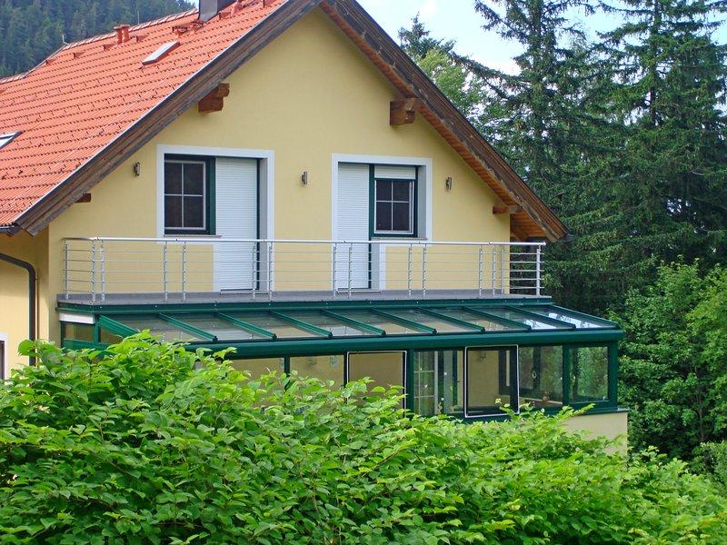 Ferienhaus Anna, vacation rental in Sankt Aegyd am Neuwalde