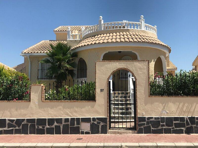 Villa Byron, vacation rental in Camposol