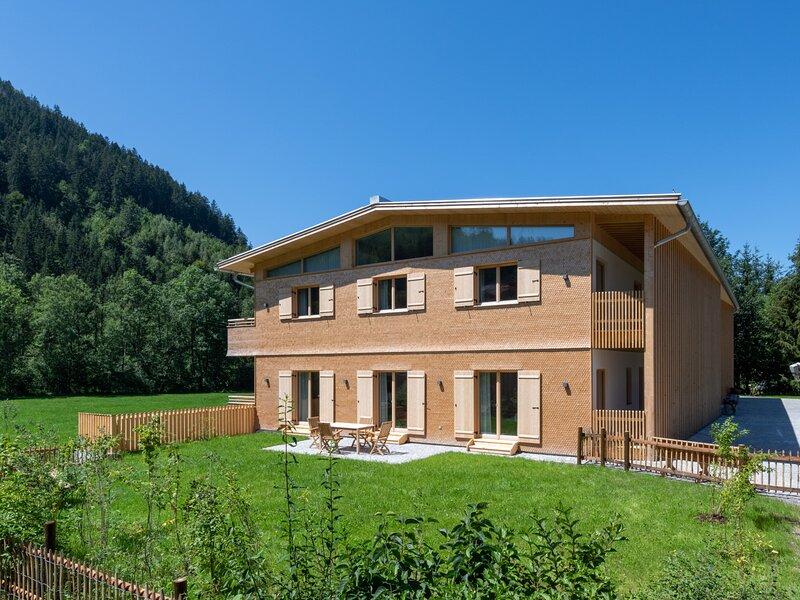 Wellness-Ferienwohnung Obere Mühle - Wohnung 1 inkl. Bad Hindelang PLUS, aluguéis de temporada em Wertach