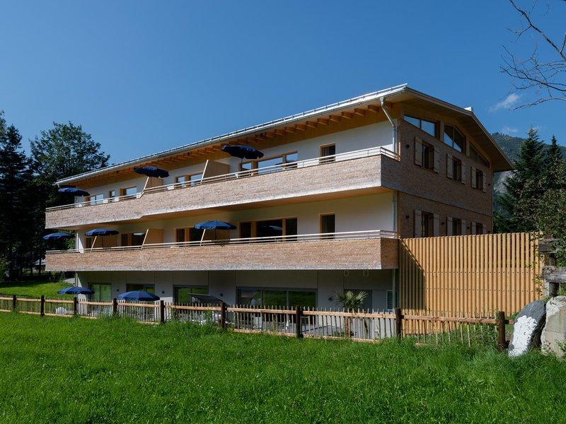 Wellness-Ferienwohnung Obere Mühle - Wohnung 3 inkl. Bad Hindelang PLUS, aluguéis de temporada em Wertach