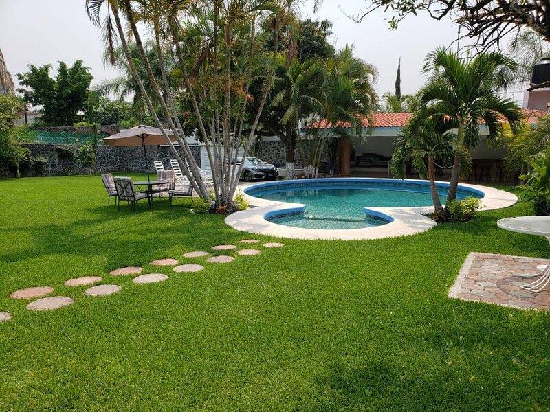 Hermosa casa en cuernavaca, vacation rental in Cuernavaca