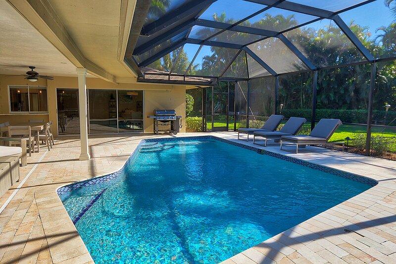 Pool/Private Backyard