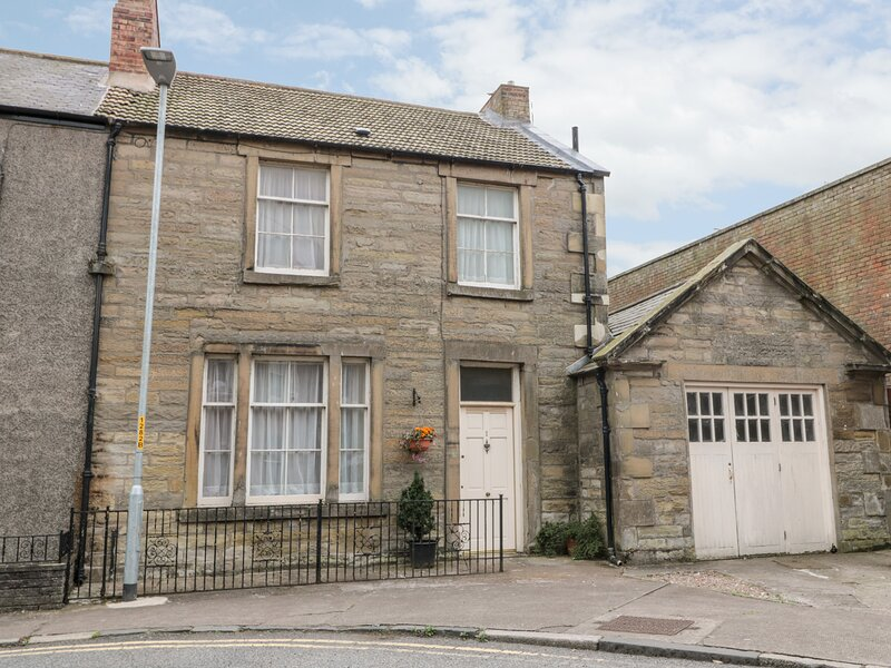 1 Ivy Place, Berwick-Upon-Tweed, vacation rental in Spittal