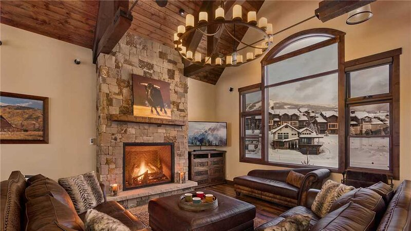 Appaloosa Mountain Lodge, location de vacances à Steamboat Springs