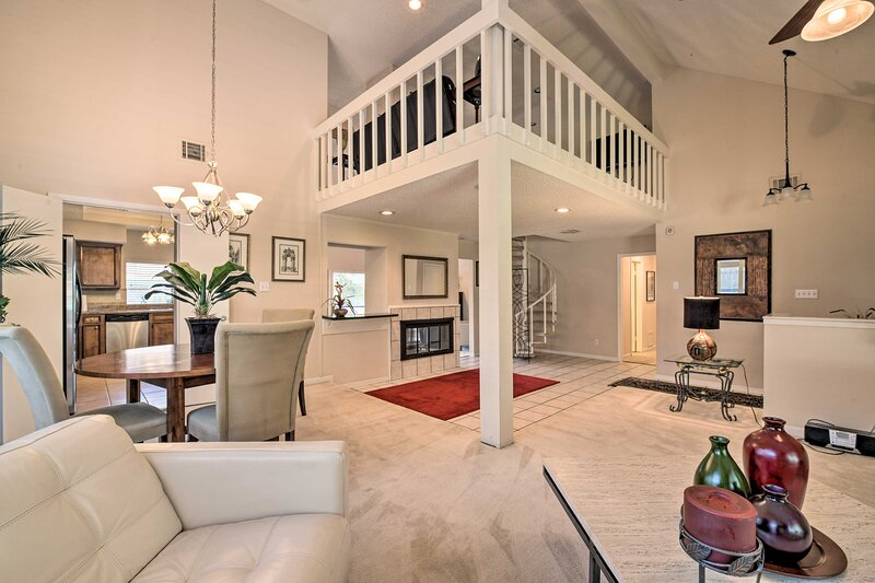 NEW! Enchanted Oaks Subdivision Home in Spring, TX, holiday rental in Spring