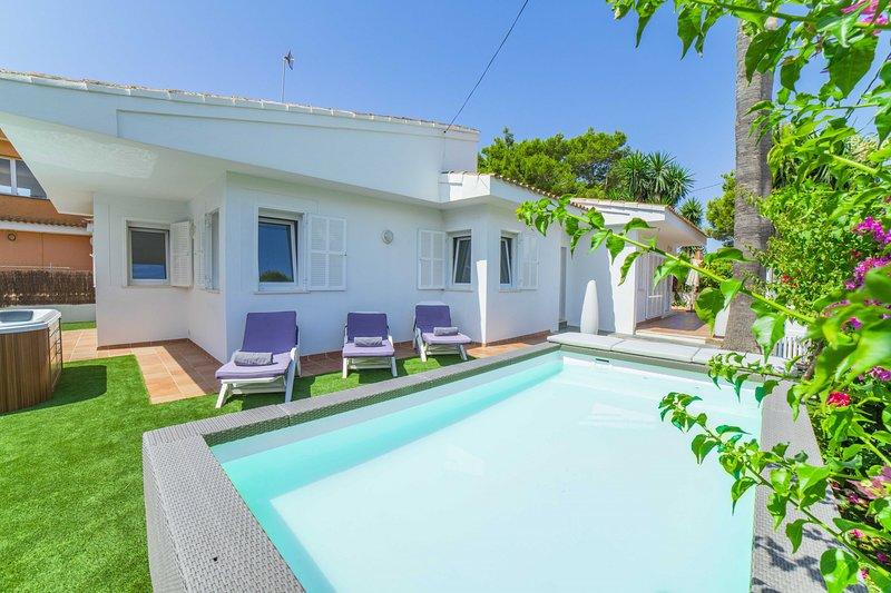 Villa Calma, vacation rental in Ca'n Picafort