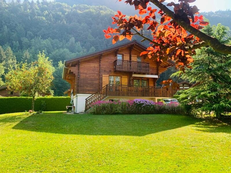 Joli chalet Trappier 120m², holiday rental in Servoz