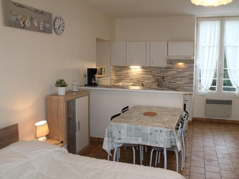 Appartement à 30m des Thermes du Saint Roch à LA ROCHE POSAY, location de vacances à La Roche-Posay