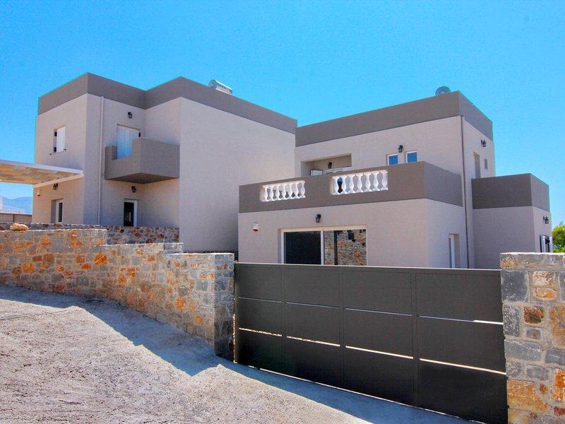 Villa Athena, holiday rental in Epano Sisi