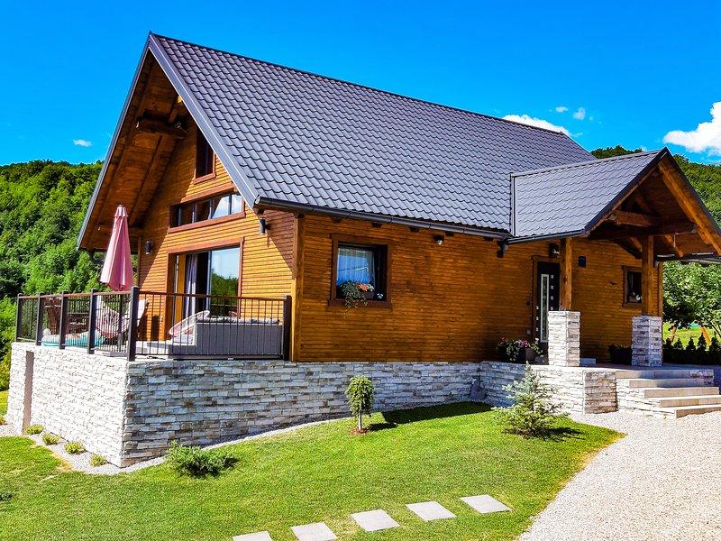 Casa Kapusta, holiday rental in Bosiljevo