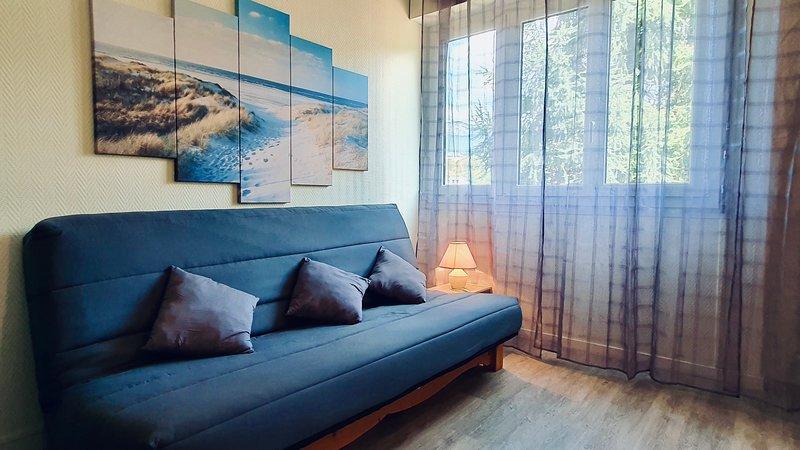 Annecy studio mont Veyrier semnoz visitation, holiday rental in Seynod