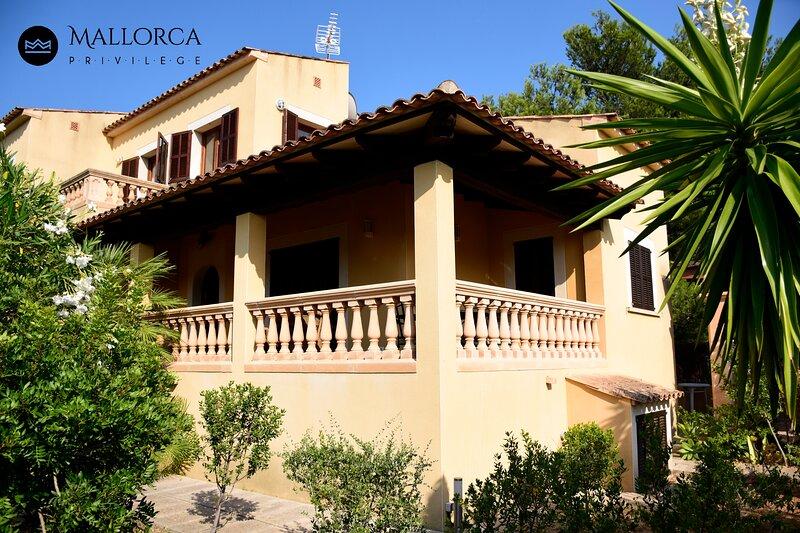 Casa S'Estanyol 6 Pax-BBQ-Ideal Familys, holiday rental in Colonia de Sant Pere
