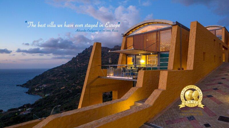 Ravdoucha Epavlis Villas, Now Can Also be Rented as One - Ideal for 2 Families!, location de vacances à Ravdoucha