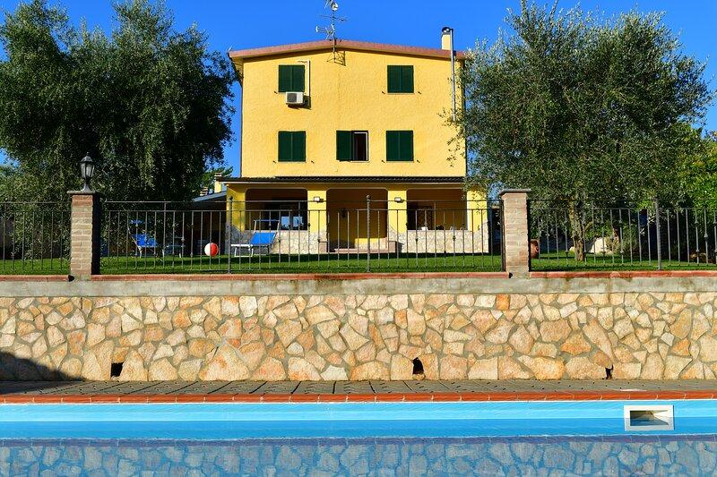 B&B Roman Country Villa - Stanza Ortensia, holiday rental in Palestrina