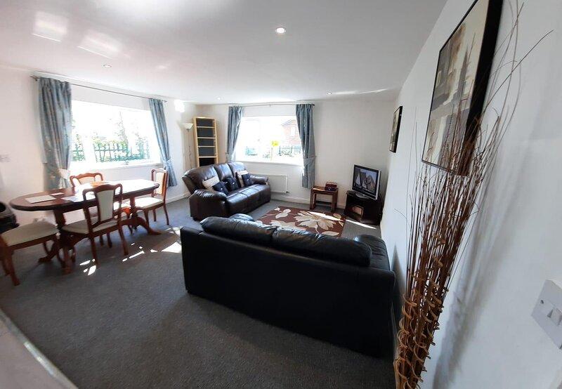 Flat 7 - Denecroft Apartment, holiday rental in Bedlington