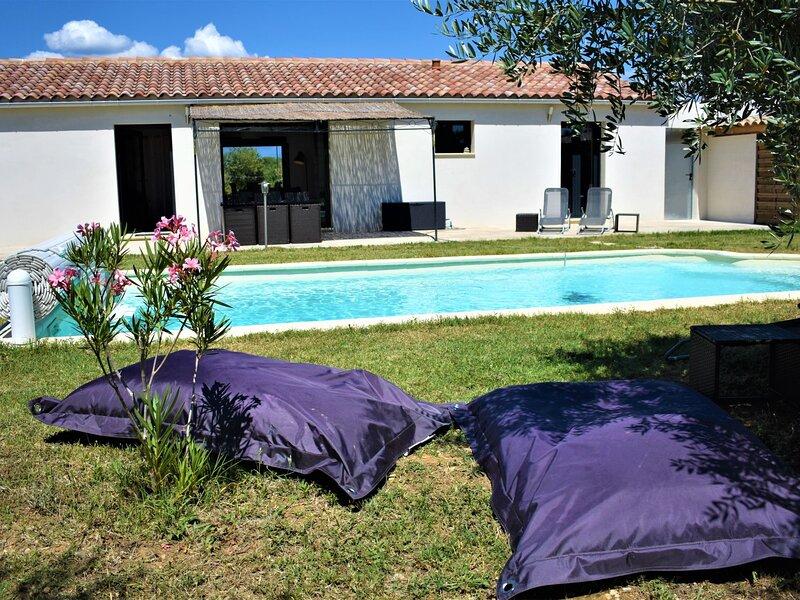 L'Oliveraie, holiday rental in Saint-Didier