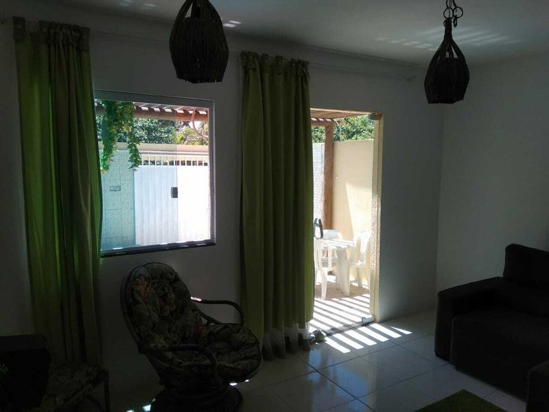 Casa com Piscina em Camaçari - Bahia, location de vacances à Jenipabu