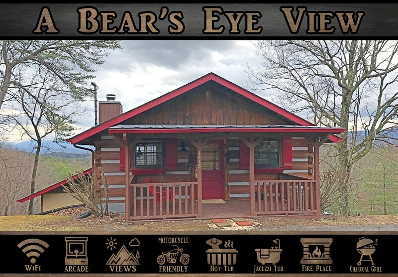 A Bear's Eye View, holiday rental in Sevierville