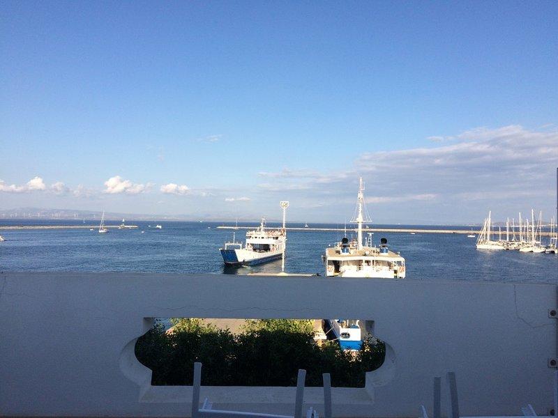 Terrazza sul Mare (4 ospiti), vakantiewoning in Carloforte