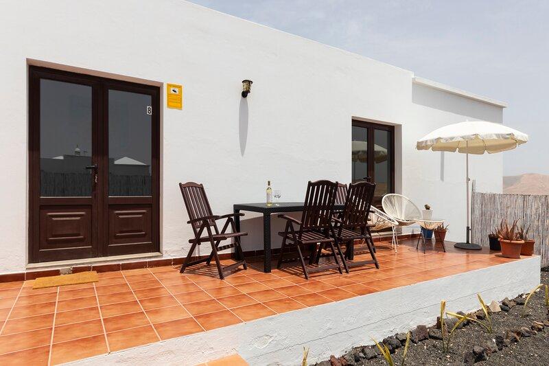 Villa Lanzarote Natura B, holiday rental in Soo