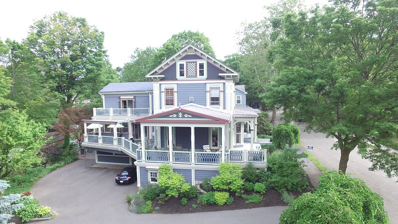 Beautiful B&B Convenient to Boston, location de vacances à Sudbury