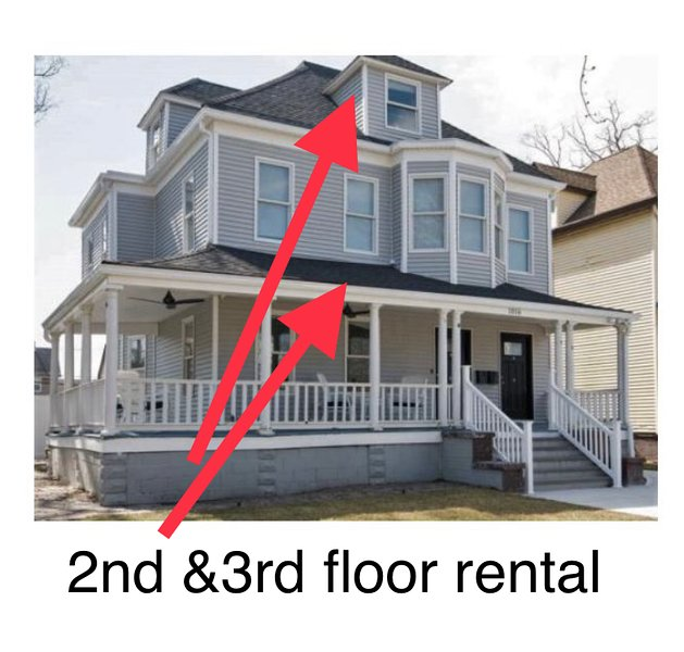 Fantastic Asbury Park Summer Rental PET FREINDLY, vacation rental in Asbury Park