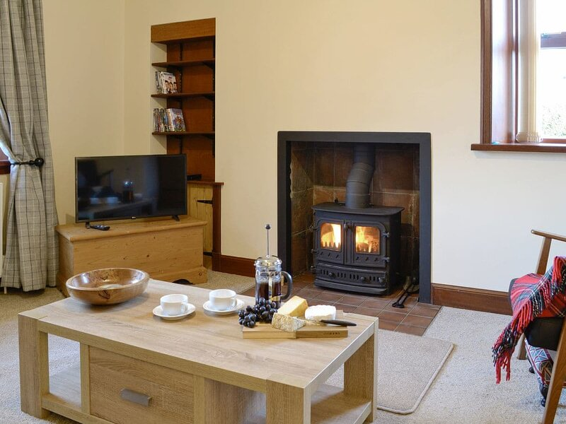 East Lodge, holiday rental in New Abbey