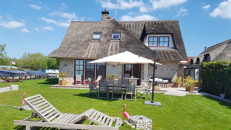 Villa Pura Vida : Geniet van het leven !, vakantiewoning in Leiden