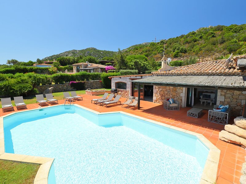 Paradiso, holiday rental in Cala di Volpe
