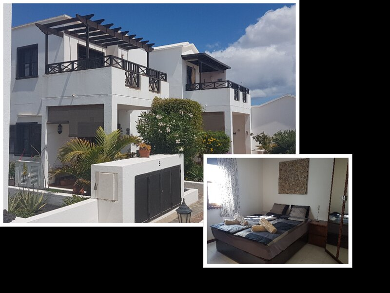 Fabulous apartment close to the beach with pool - Contactless rental, vacation rental in Playa Honda