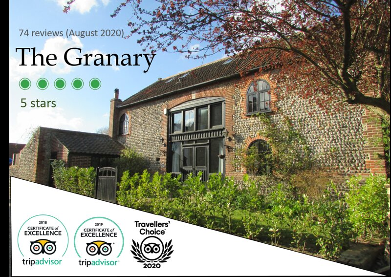 The Granary Northrepps Norfolk, holiday rental in Cromer