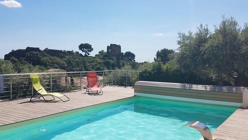 La Buissonière Comtadine, holiday rental in Beaumes-de-Venise