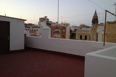 room 12m2 + kitchen + bathroom + terrace + balcony, vacation rental in Las Palmas de Gran Canaria