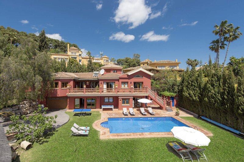 Villa Viñales, vacation rental in Marbella