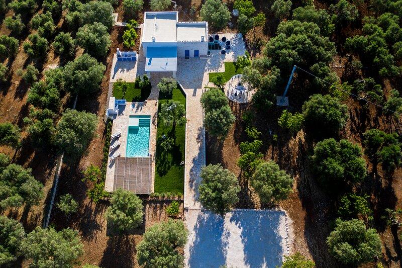 Villa Amore Bianco, holiday rental in Ostuni