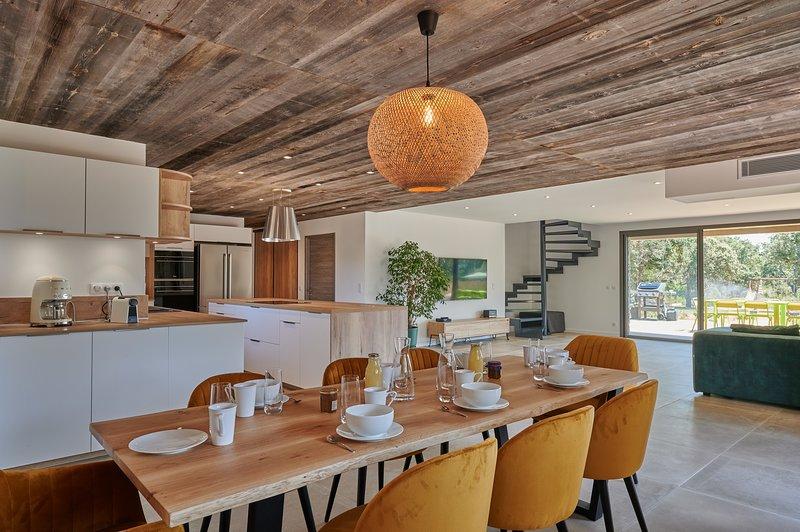 La Villa 19, holiday rental in Pinarellu